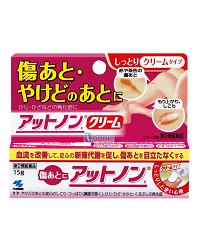 Kem hỗ trợ điều trị sẹo Kobayashi Nhật Bản 15g