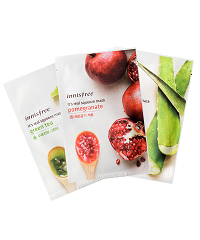 Mặt nạ giấy Its Real Squeeze Mask - Innisfree