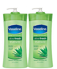 Sữa dưỡng thể dưỡng ẩm Vaseline Total Moisture