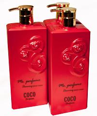 Sữa tắm nước hoa siêu thơm COCO Perfume 800ml
