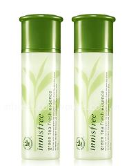 Tinh chất dưỡng trà xanh Green Tea Fresh Essence - Innisfree