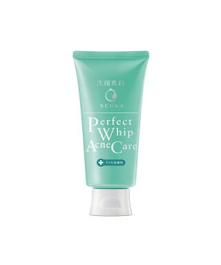 sua-rua-mat-tri-mun-shiseido-senka-perfect-whip-acne-care