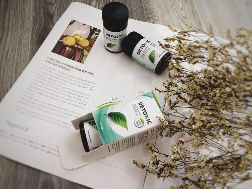 Detoxic - diệt ký sinh trùng sản phẩm được hàng ngàn người tin dùng