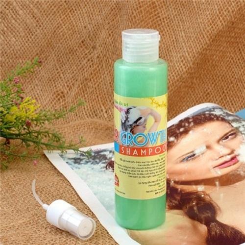 Dầu gội bưởi trị rụng tóc và kích thích nuôi dưỡng chân tóc mọc trở lại