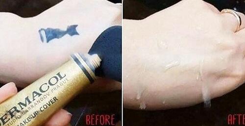 Dermacol Make Up Cover ghi điểm tuyệt đối nhờ khả năng chống nước, giữ màu suốt 24h