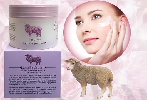 Kem dưỡng da nhau thai cừu Careline vơí công thức hoàn hảo tạo nên công dụng tuyệt vời