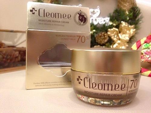 Kem dưỡng da Cleomee Moisture Repair Cream
