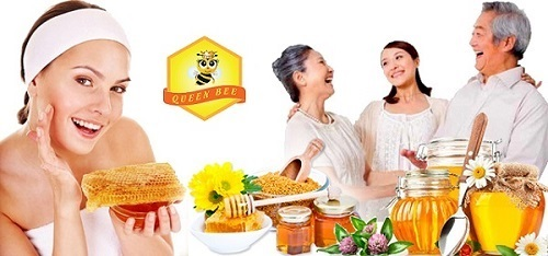 Sử dụng mật ong mang lại cho bạn rất nhiều bổ ích