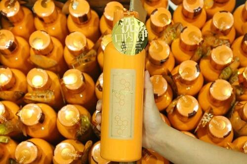 Nước súc miệng Propolinse luôn nằm trong top sản phẩm best seller tại thị trường Nhật cũng như thị trường Châu Á