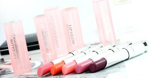 Son dưỡng môi Dior Addict Lip Glow - siêu phẩm giúp bạn sở hữu đôi môi hồng hào, cuốn hút