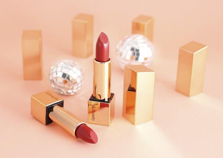 Son Me Beauty Silk Touch Matte Lipstick