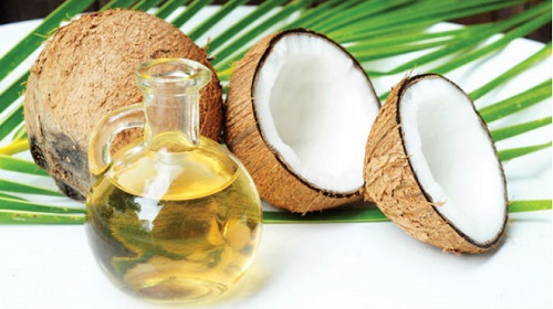 Vitamin E, phenol và phytosterol có nhiều trong dừa