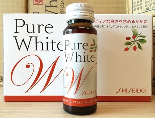 Sản phẩm làm tan các hắc tố đen sâu trong da giúp da trắng sáng tự nhiên