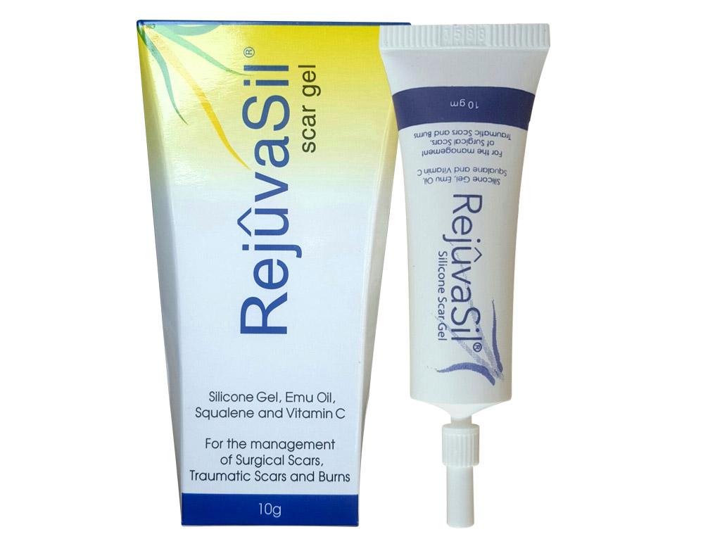 Gel điều trị sẹo lồi Scar Rejuvasil xóa bỏ sẹo nhanh chóng